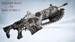 Gears of War 5 (XB1) Pre-Order DLC - Vector Lancer Bonus Content!