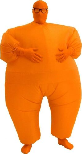 COSTUME AGENT ADULT CHUB SUIT BLOWUP INFLATABLE COLOR FULL BODY JUMPSUIT