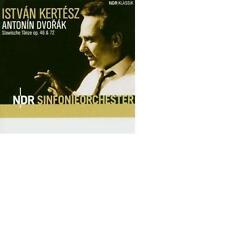 Dvorak: Slavonic Dances, Opp. 46, 72 Istvan Kertesz NDR Symphony Orchestra Neu