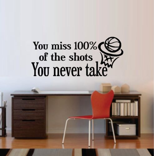 You Miss 100/% of the Shots