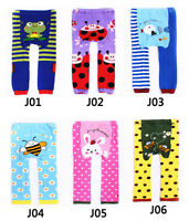 Cute Baby Toddler Boys Girls Cotton Animal Pattern Legging Tights Pants /JS