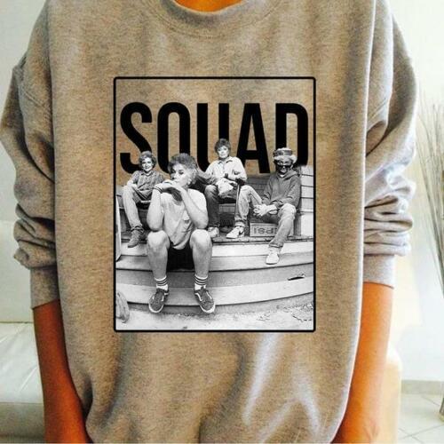 4XL Squad The Golden Girls Sweatshirt Sport Grey M