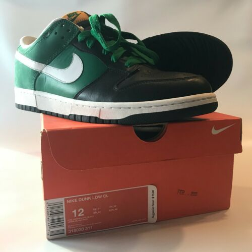 Used with Original Box NIKE Dunk Low 318020-311 Si