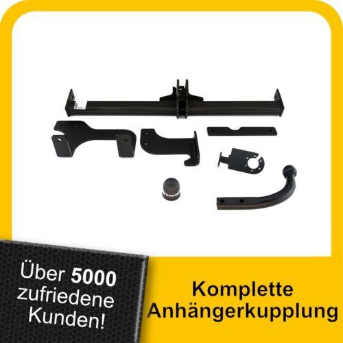 Für Opel Agila 00-02 Anhängerkupplung starr ABE