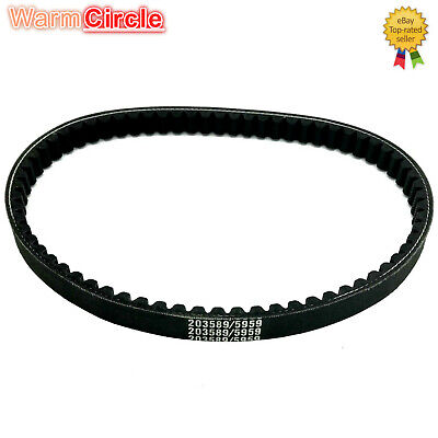 1x Drive Belt For Coleman Powersports KT196 Go Kart Buggy 4 Wheelers 196cc 6.5HP