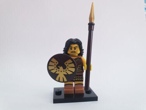 FREE UK POSTAGE Warrior Woman RETIRED Genuine Lego Minifigures Series 10
