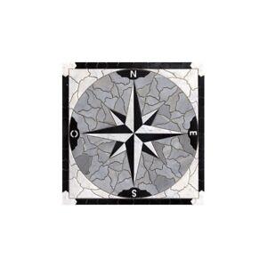 Rosoni-rosone-mosaico-in-marmo-su-rete-per-interni-esterni-33x33-WIND-STAR-NERO