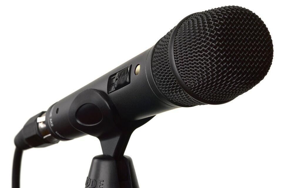 Vokal Performer Condenser mikrofon, Røde M2