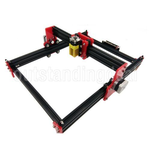 DIY Desktop Mini Laser Engraving Machine Engraver Automatic Cutter 395*285mm