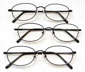 d285d537ce40 3 PACK) Foster Grant  Magnivision TITANIUM T4 Reading Glasses-Choose ...