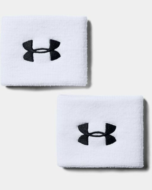 Under Armour UA Performance Wristbands HeatGear 2 Pack