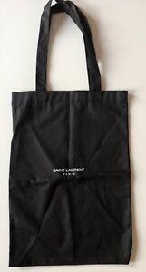YSL-Yves-Saint-Laurent-Paris-Dust-Bag-Black-with-Handles-17-034-x-12-034