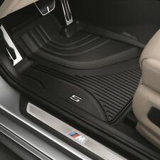 orig BMW Allwetter Fußmatten Gummimatten hinten 6er F06 GC