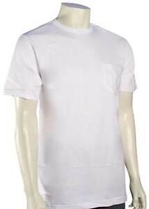 Volcom-Solid-Pocket-T-Shirt-White-New