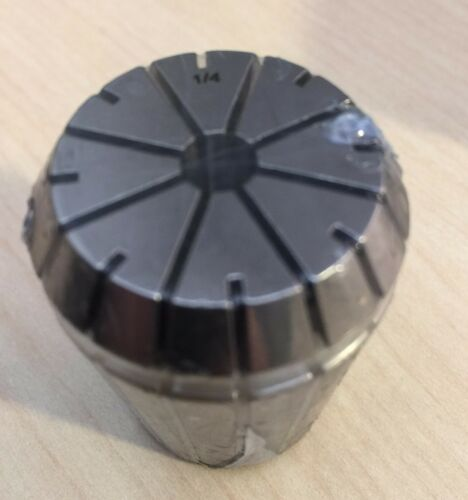 """1//4/""""  ER32 Collet .0002/"""" ACCURACY BUY 5 FOR THE PRICE OF 4 ALWAYS FREE SHIPPING"""