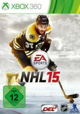 Xbox 360 NHL 15 alemán como nuevo
