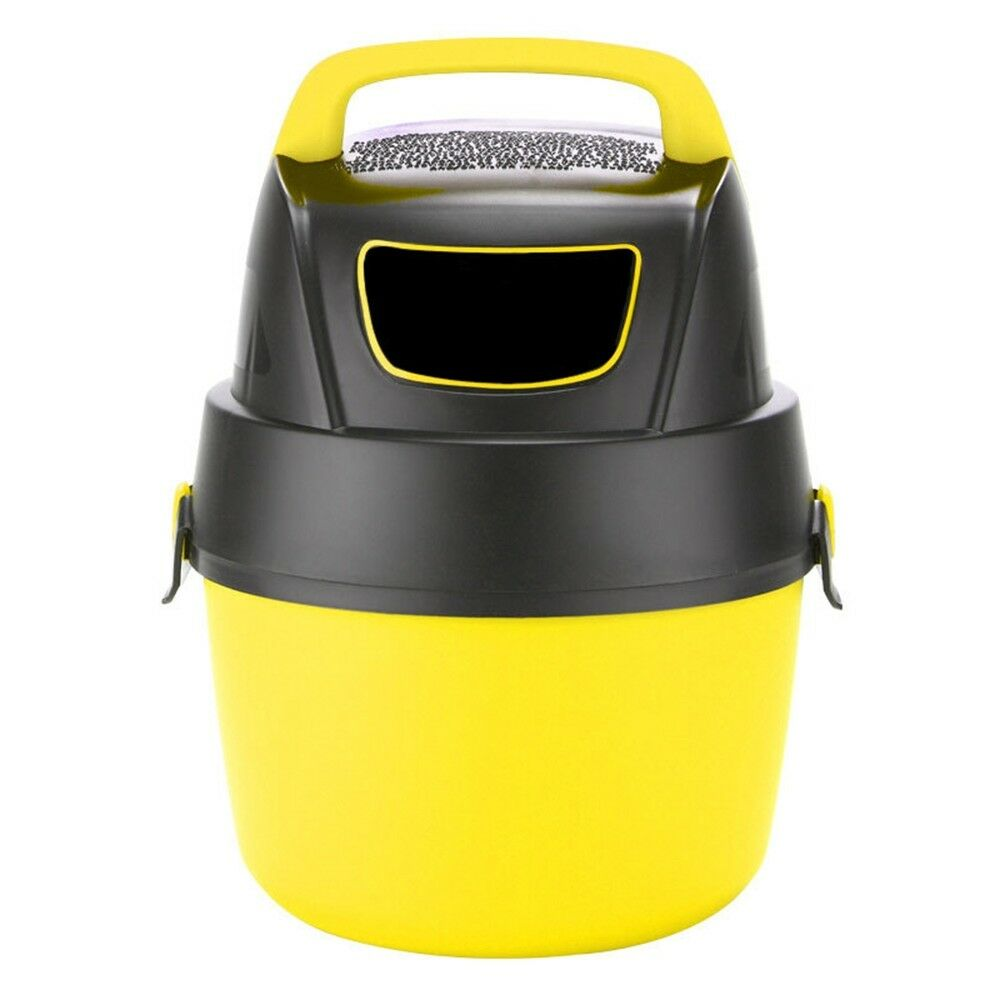 GLF Car Vehicle Wet Dry Vacuum Cleaner High Performance 12V Portable Yellow New
