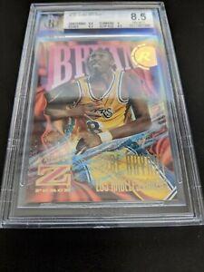 1996-97-Kobe-Bryant-Skybox-Z-Force-Rookie-RC-NM-BGS-8-5-Graded-Hot-Card