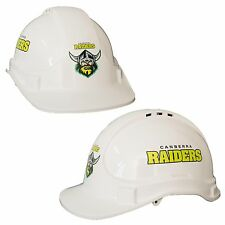 Canberra Raiders NRL Light Weight Vented Safety Hard Hat Work Man Cave Gift