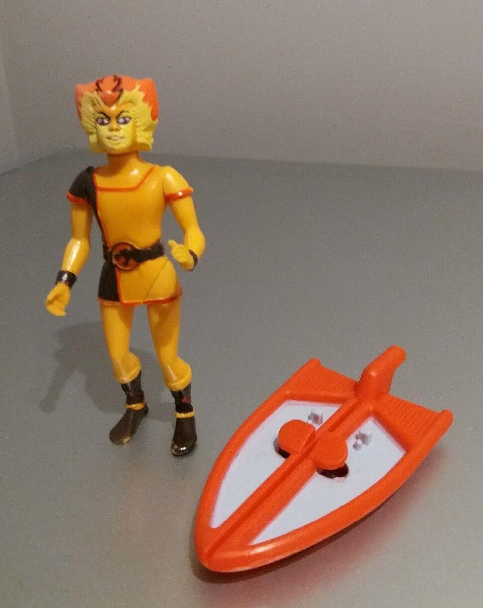 RARE Thundercats VINTAGE Wilykat 5  Figura 1986 CON BOARD ORIGINALE DI VOLO