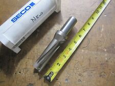 Coolant Fed SD25-05312-232-0531R5 Seco .5312 Drill for Resharp Helical