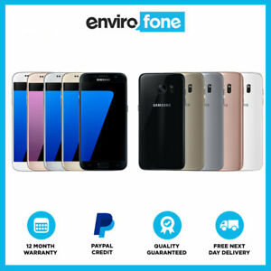 Samsung Galaxy S7 Edge G935f 32gb 64gb Unlocked Sim Free Refurbished Smartphone Ebay
