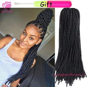 20-039-039-Soft-Straight-Faux-Locs-Twist-Crochet-Braid-Synthetic-Hair-Dreadlocks-Black