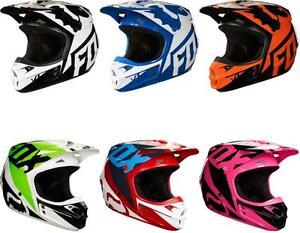 2018-Fox-Racing-V1-Race-Helmet-Motocross-ATV-Dirt-Bike-Adult-19531