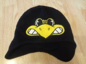 5d9e2890291 Image is loading Youth-Iowa-Hawkeyes-Beanie-Stocking-Cap-Hat-Herky-