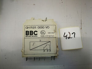 BBC-Brown-Boveri-Gh-R511-0000-V0