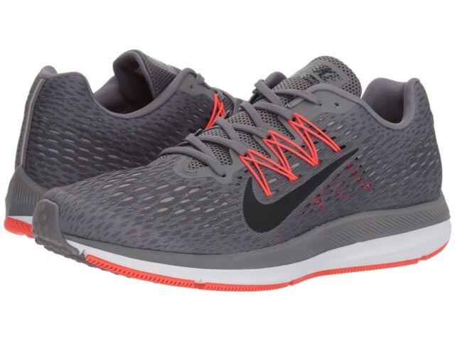 big sale 1e011 cc0eb Men's Nike Air Zoom Winflo 5 Running Shoes Gunsmoke/oil Grey