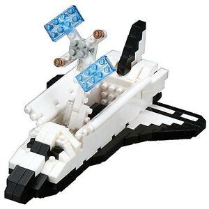 Nanoblock: Space Shuttle Orbiter