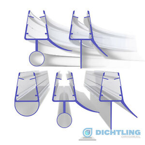 Duschdichtung-Ersatzdichtung-Wasserabweiser-Duschprofil-Duschtuerdichtung
