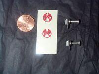 Lionel Fm Trainmaster 2321 2331 2341 2321-12 Horn 2321-15 Fm Decal 4 Pieces