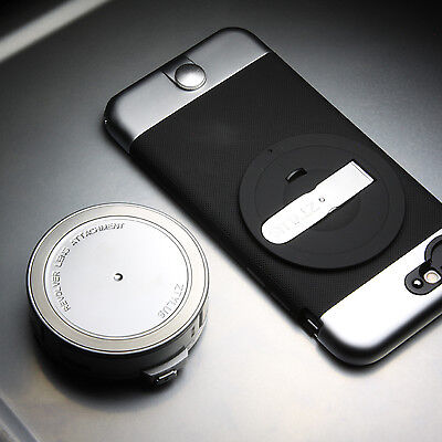 Ztylus Smartphone Objektiv RV-2 + Metall Abdeckung Fall für Apple iPhone 6 / 6S