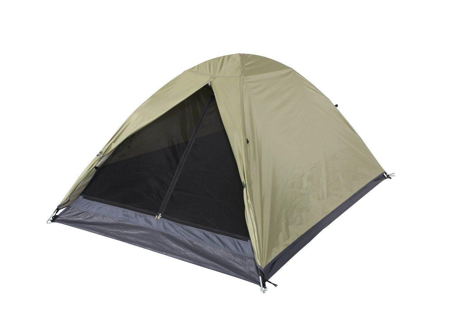 Oztrail Festival 2P Lightweight Dome campeggio Hire Tent with Waterproof Barrier