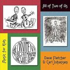 All of Two of Us by Dave Fletcher (CD, May-2012, CD Baby (distributor))