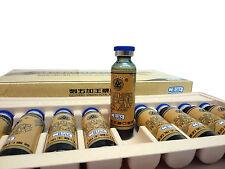 ELEUTHERO SUPER GINSENG  20 Stck a10ml Ampullen + Royal Jelly PREMIUM PRODUKT !