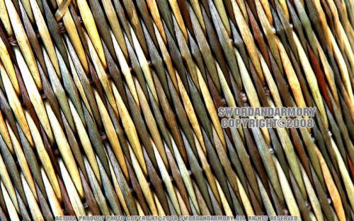 "20 Pcs Katana Sword Test Cutting Mats Tameshigiri Tatami 39/"" Height"
