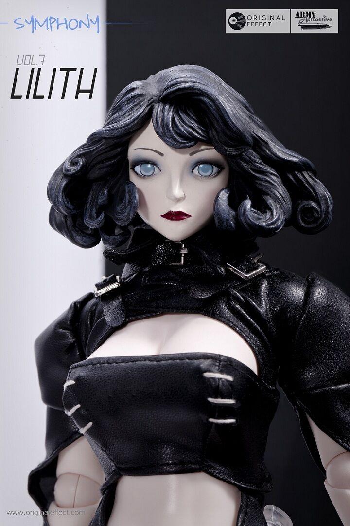 Efecto Originales Ejército OE atractivo Serie-Vol.7 Lilith 1/6 figura En Stock