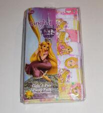 Disney Princess Rapunzel Tangled Cotton 7 Panty NIP Underwear Little Girls Sz 4