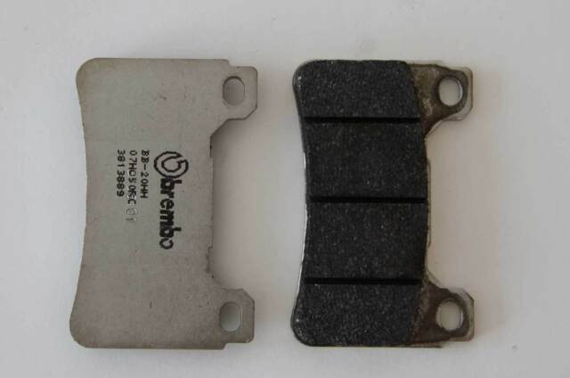 Brembo Carbon Racing Brake Pads Front Honda CBR 1000/600 Pads Front