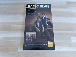 Radio-Elvis-Ces-Garcons-la-Plv-Display-14-X-25CM