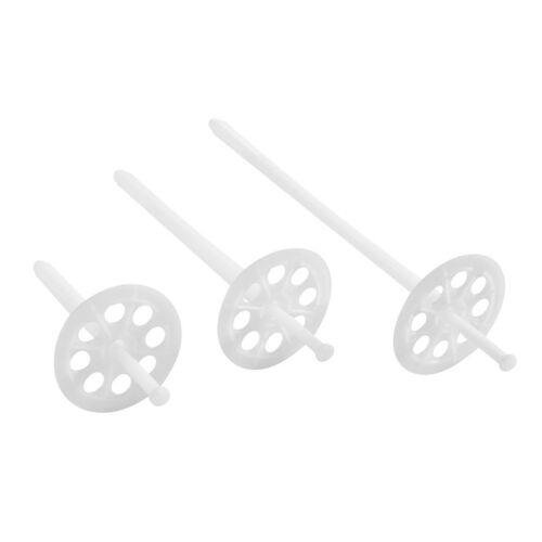 200 Dämmstoffhalter 10 x 160mm Dämmstoffdübel EPS Dämmplattendübel Tellerdübel