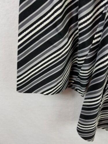 Doncaster Gris Noir Blazer Plus Blanc De Veste Sz 22w Soirée Rayée Collection TF1Klc3J
