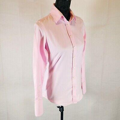 Marie Lund Copenhagen UK 8 Womens Pink Fitted Shirt EUR 34 ...