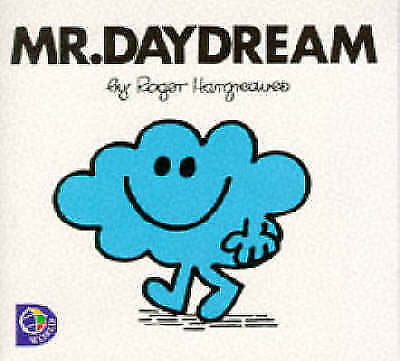 """""""VERY GOOD"""" Mr.Daydream (Mr. Men Library), Hargreaves, Roger, Book"""