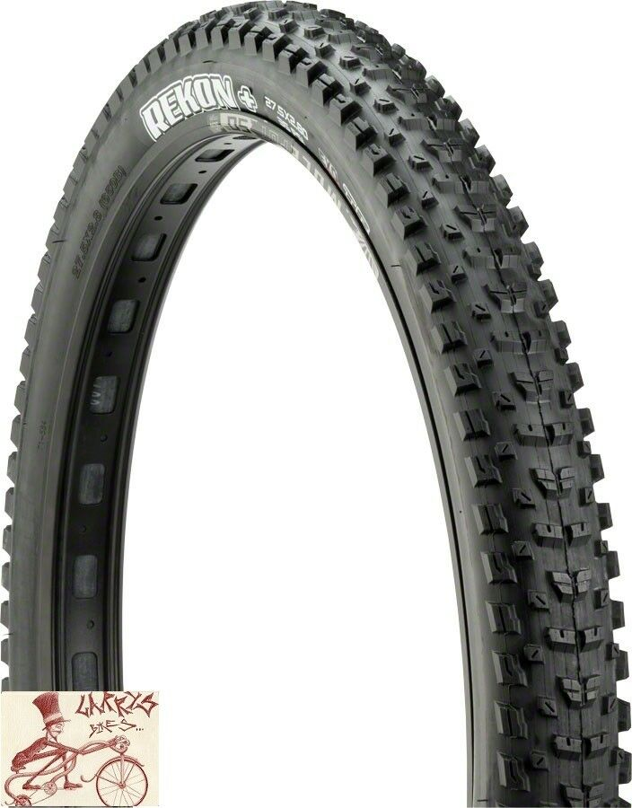 MAXXIS  REKON 60TPI DUAL COMPOUND EXO 27.5  X 2.60  TUBELESS READY TIRE  the best online store offer