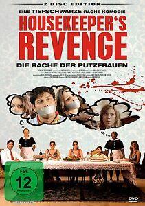 Housekeeper-039-s-Revenge-Die-Rache-der-Putzfrauen-DVD-NEU