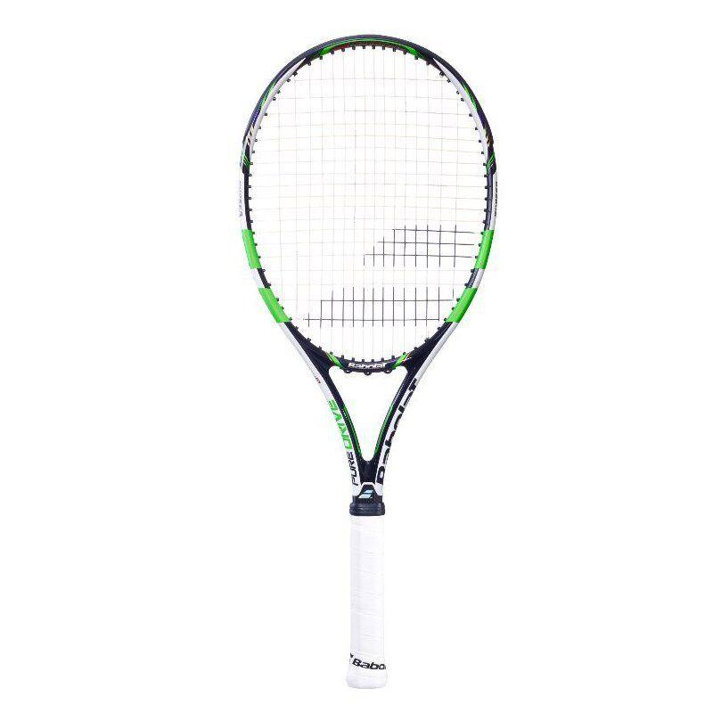 Babolat Pure Drive GT Wimbledon besaitet Griff L2 L2 L2 = 4 1 4 Tennis Racquet 654217